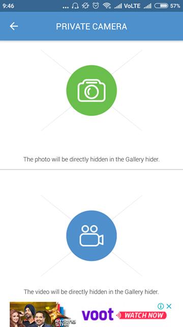App Lock & Gallery Hider - Private Camera