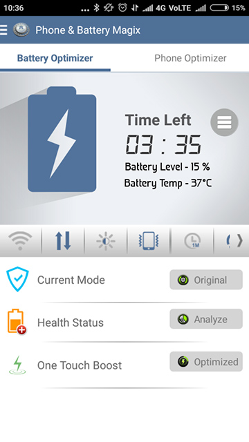 Battery Saver & Phone Booster - Battery Optimizer