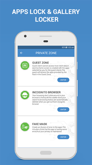 Apps Lock & Gallery Hider - Private Zone