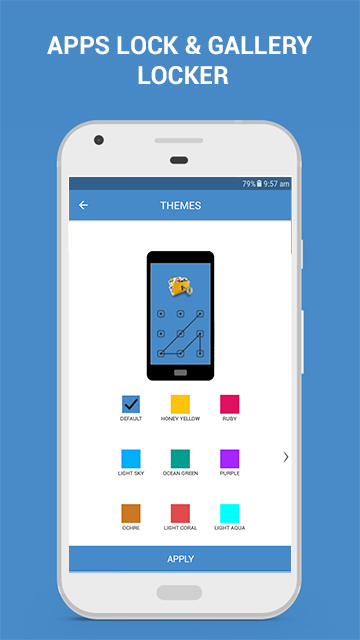 Apps Lock & Gallery Hider - Themes