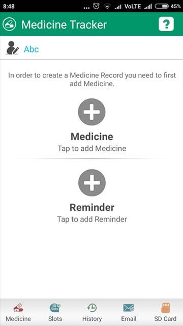 Diabetes Tracker - Medicine Tracker