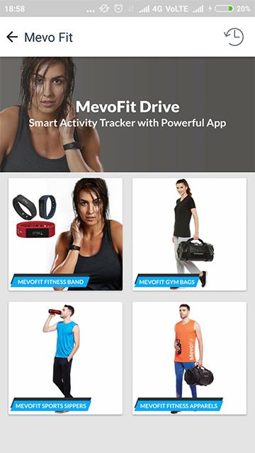 Lose Weight Fast - MevoFit