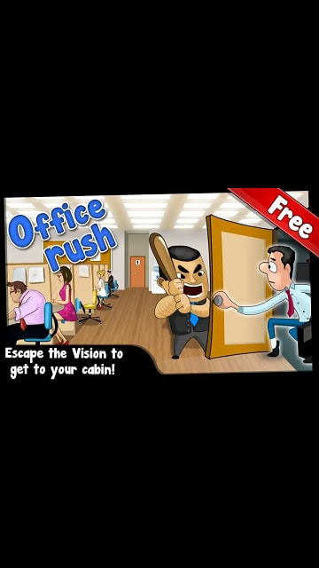Office Rush - Splash
