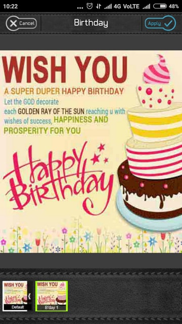 Photo FX - Greeting Cards
