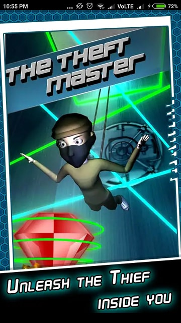 Theft Master - Splash